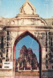 แผนงานอนุรักษ์และพัฒนาโบราณสถานเมืองลพบุรีและบริเวณโดยรอบ